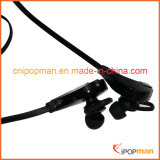 Os mini auriculares sem fio super de Bluetooth ostentam auriculares sem fio estereofónicos de Bluetooth