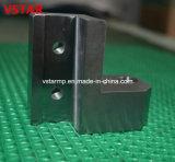 Части изготовленный на заказ точности CNC подвергая механической обработке алюминиевые с крепко анодировать
