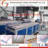 装飾的な壁パネル木カラーPVC天井板の生産の放出ライン