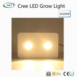 2X200W la PANNOCCHIA LED si sviluppa chiara con i chip del CREE per le erbe