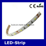 Luz de tira morna do diodo emissor de luz SMD2835 do branco 60LEDs/M