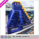 Riesiger aufblasbarer Wasser-Plättchen-riesiger aufblasbarer Absinken-Stoß für Verkauf