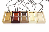 Lanyard Wooden USB Stick Gift Box Flash Disk USB Flash Drive