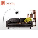 Muebles finos del sofá del cuero del ocio para Reino Unido