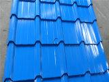Trapezoide Farben-Metallfliese IBM-Dach-Blatt-Rolle, die Maschine bildet