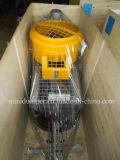 Автоматический насос для цемента, пожаробезопасный, ступка гипсолита брызга ступки