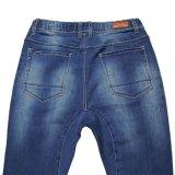 Мужская Knit свободное Оптовая денима джинсы (MY -007)