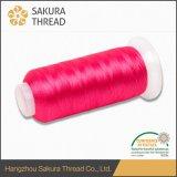 Polyester-Gewinde mit ausgezeichneter Farbechtheit und Anti-Chemikalien