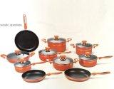ステンレス鋼の調理器具の一定の調理の鍋のカセロールのフライパンS0325