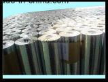 Scrim resistente reforçado Kraft da folha de alumínio de prova de incêndio que enfrenta o revestimento do Fsk