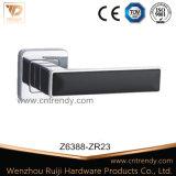 Het Handvat van de Klink van het Slot van Zamak van de Legering van het Zink van de Hardware van de Deur van de ingang (Z6327-ZR23)