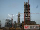 Planta do cimento do processo seco de 2500 Tpd