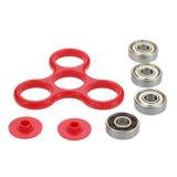 Nieuwst friemel het Stuk speelgoed van de Spinner de Ceramische Dragende EDC Spinner van de Hand Tri friemelt