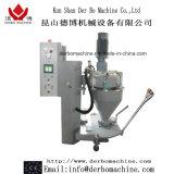 Mezclador electrostático del envase, inmóvil para el polvo