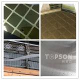 acquaforte dello specchio dello strato dell'acciaio inossidabile della lamina di metallo 316 201 304 per il Governo della baracca della cucina