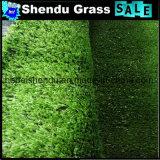 tapete artificial barato da grama de 8mm-10mm para a decoração