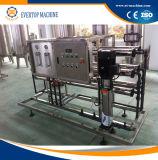 Système minéral de filtre de traitement des eaux
