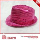 Chapéu de palha colorido relativo à promoção de Panamá com projeto novo