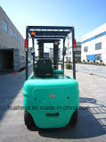 2.0Ton Electric Forklift Truck with 4.5M Triplex Mast (HEF-20, New Model)