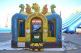 Het opblaasbare Huis van de Uitsmijter van de Dinosaurus voor het Spelen van de Pret van Jonge geitjes