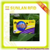 Vorgedruckte kontaktlose RFID MIFARE klassische Chipkarte der Mitgliedschafts-1k