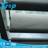 Las cortinas de aluminio exteriores de las láminas sacaron los obturadores de la lumbrera