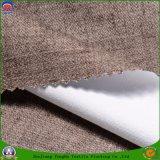 Matéria têxtil Home tela impermeável tecida da cortina do escurecimento do franco do poliéster da tela para cortinas de rolo