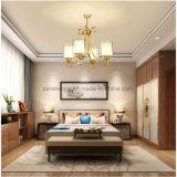 Светильник самомоднейшего латунного канделябра привесной для живущий комнаты