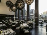 Tableau en bois de restaurant de fini mis aux meubles de restaurant de Dubaï