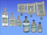 Lösungen Glukose des Common-IV und Natriumchlorid-Einspritzung GMP-Fabrik