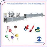 Abgegebener Lutscher-Produktionszweig Lutscher, der Geräte herstellt