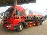 販売220HPのための6X4 FAW 10tonのガスの大きさ24m3 LPGのトラック