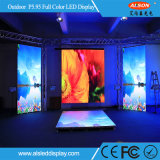 Outdoor P5.95 Stage Full Color Rental LED Wall for Events Video