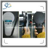 Leitor animal Handheld/varredor de RFID para o Tag de orelha/microchip