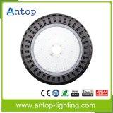 Luz impermeable 100With150With200W de la bahía del UFO LED de la alta calidad alta