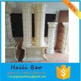 Taille concrète en plastique de fléau carré de moulage de beau de forme moulage romain de pilier : 400*3700mm