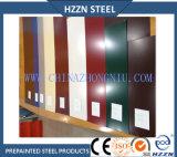 Bobinas del acero de PPGI con todos los colores de Ral