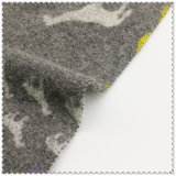 オーバーコートファブリックの30%Polyester 20%Acrylic 50%Wool