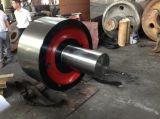 セメントのプラントの炉のための供給の上部転輪