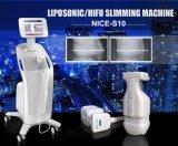 Máquina de Hifu Liposonix para la pérdida de peso rápida