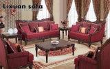 Insieme classico del sofà del tessuto