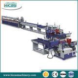 La carpintería de la alta calidad trabaja a máquina la cadena de producción común del dedo