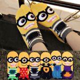 Популярные миньоны Cuty носки типа способа носка