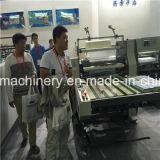 Máquina de estratificação da película Fmy-D920 térmica Semi automática com cortador