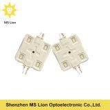 El funcionamiento estable blanco se calienta/módulo frío del blanco 5730 4PCS LED