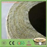 Wärmeisolierung-Material Rockwool Rohrleitung