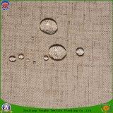 Tela impermeable tejida materia textil casera de la cortina del apagón del franco del poliester de la tela para las persianas de rodillo