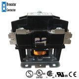 Qualität China bildete Wechselstrom-Klimaanlagen-Kontaktgeber 1 Pole 20A 480V UL-Bescheinigung