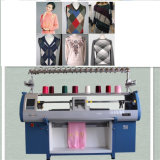 Suéter de los cabritos que hace la máquina, máquina para hacer punto plana