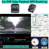 "Novo 2.4 ""GPS Tracking Speed ​​Limit Car DVR com receptor GPS, 5.0mega carro câmera de gravador de vídeo digital, H264.1080P Dash Camcorder, Parking Control Camera"